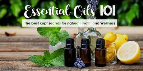 Recreating your Health with Essential Oils tickets