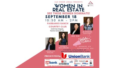San Diego AREAA Presents: Women In Real Estate  tickets