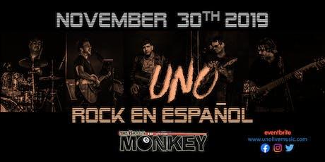 UNO...Rock en Español & BR613 tickets