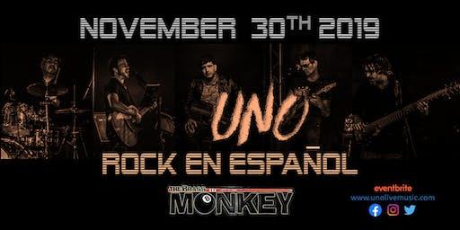 UNO...Rock en Español.