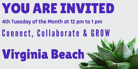 Connect, Collaborate & GROW - Virginia Beach tickets