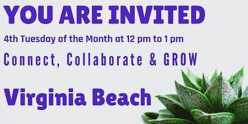 Connect, Collaborate & GROW - Virginia Beach