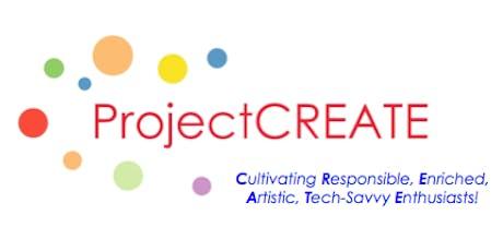 ProjectCREATEs Engineers! Saturday, February 1, 2020 tickets