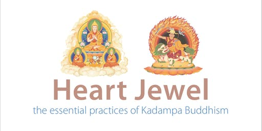 Special Day Course: HEART JEWEL