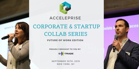 Acceleprise Corporate x Startup Collaboration Series: Future of Work tickets