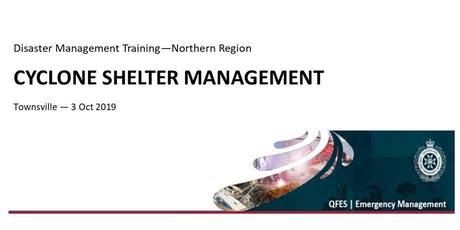 DM Training - Cyclone Shelter Management tickets