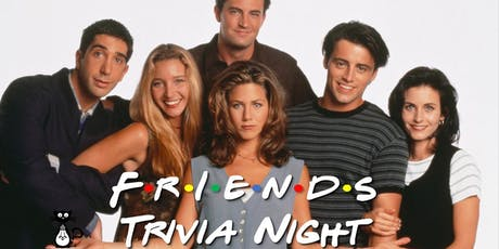 Friends Trivia at Replay Lincoln Park tickets