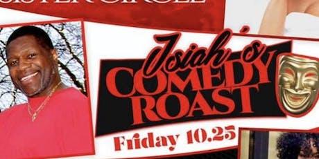 Isiah's Comedy Roast tickets