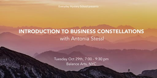 Introduction to Business Constellations with Antonia Stessl