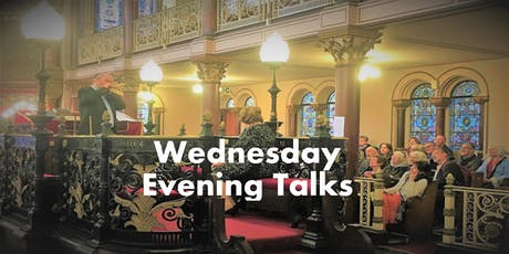 Wednesday Evening Talks at Middle Street  tickets