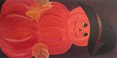 Pumpkin Painting Class tickets