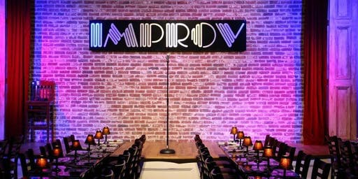 FREE TICKETS! TAMPA IMPROV 10/23 Stand Up Comedy Show