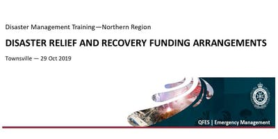 DM Training - Disaster Relief and Recovery Funding Arrangements