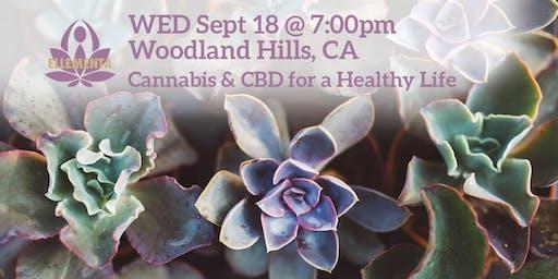 Ellementa Woodland Hills (North LA): Cannabis & CBD for a Healthy Life
