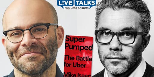 Mike Isaac in conversation with Nick Bilton