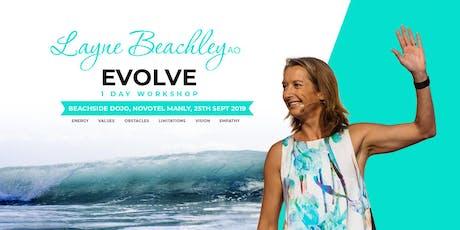 EVOLVE by Layne Beachley AO tickets