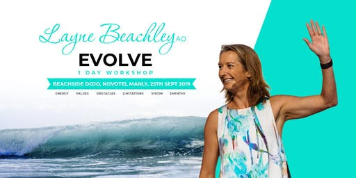 EVOLVE by Layne Beachley AO