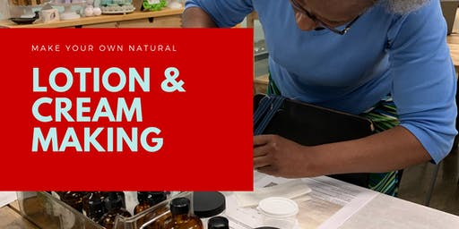 Lotion and Cream Making