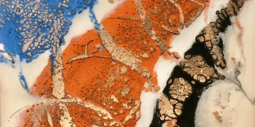 FALL=COLOUR : Jewelry Enamelling Workshop for Beginners