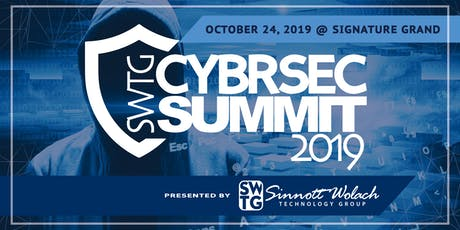 SWTG CYBRSEC SUMMIT2019 tickets