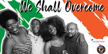 We Shall Overcome: : An LGBT fundraiser by Humblebee Creative tickets