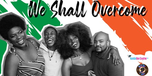We Shall Overcome: : An LGBT fundraiser by Humblebee Creative
