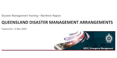 DM Training - Queensland Disaster Management Arrangements