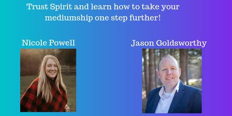 Sold Out - 3 Day Trance Mediumship & Healing Workshop tickets