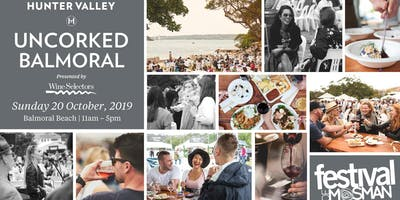 Uncorked Balmoral Food & Wine Festival 2019