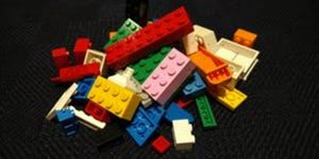 LEGO® Brick Club (Ages 5-8) (Belconnen Library) tickets