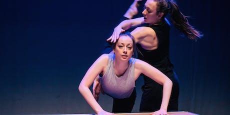 Dancelive: Artist Mixed Bill tickets