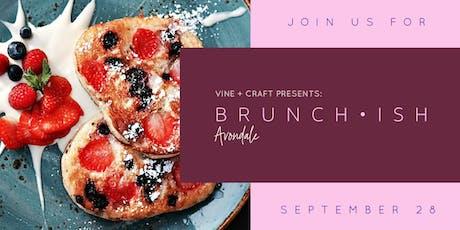 Vine + Craft: Brunch•ish Avondale tickets