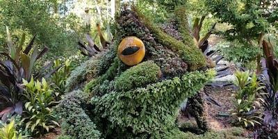 Borders & Woodlands Garden Tours
