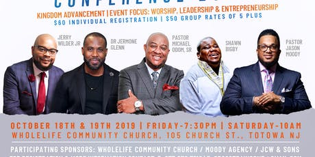 Cross Training Conference 2019 tickets