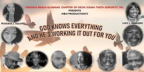 GOD KNOWS EVERYTHING AND HE'S WORKING IT OUT FOR YOU tickets