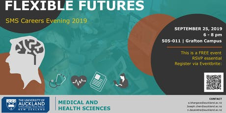 Flexible Futures - SMS Careers Evening 2019 tickets