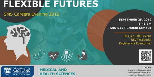 Flexible Futures - SMS Careers Evening 2019