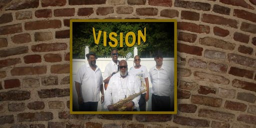 "VISION ""LIVE JAZZ"" @ The Union Firehouse"