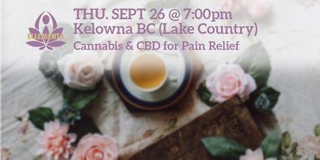 Ellementa Kelowna (Lake Country): Cannabis and CBD for Pain Relief tickets