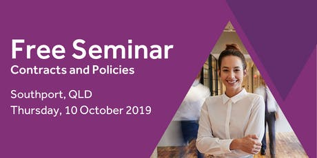 Free Seminar: Contracts and policies – Southport, 10th October tickets