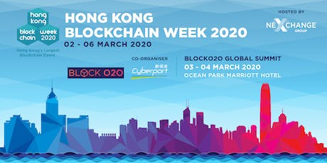 Hong Kong Blockchain Week 2020 tickets