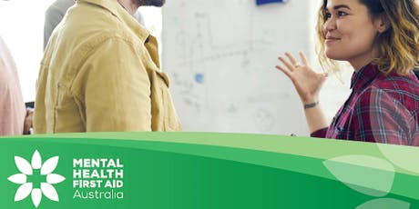 Mental Health First Aid: Standard (12 hour course) tickets