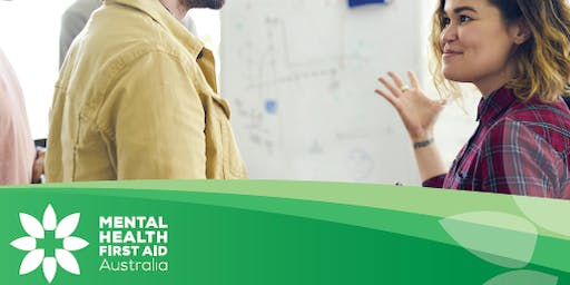 Mental Health First Aid: Standard (12 hour course)