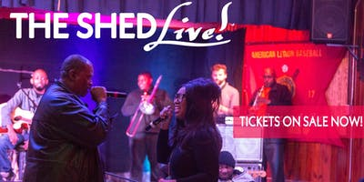 THE SHED LIVE - It's not just a show, it's a vibe! - FAMU HOMECOMING EDITION