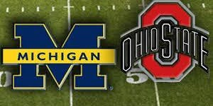 Big Ten Football Week 13 : THE Game ( Ohio State vs Michigan)