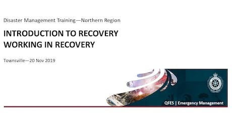 DM Training - Introduction to Recovery and Working in Recovery tickets