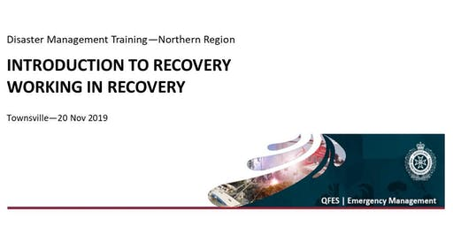 DM Training - Introduction to Recovery and Working in Recovery