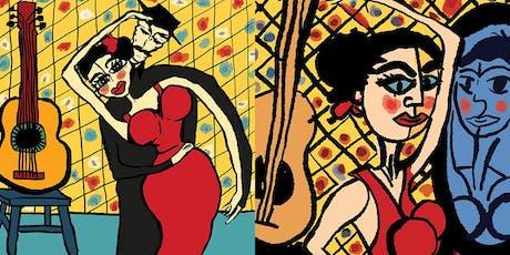 España El Vito, The Spirit of Spain & Tango - Pianist & Guitar recital - Matthew Fagan & Nicholas Young - Coolart Wetlands Observatory tickets