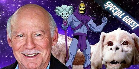 Alan Oppenheimer: Falkor, Skeletor and a 100 more at Toy Stable tickets