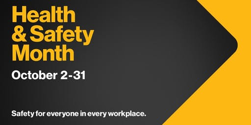 Warrnambool Health and Safety Month conference 2019